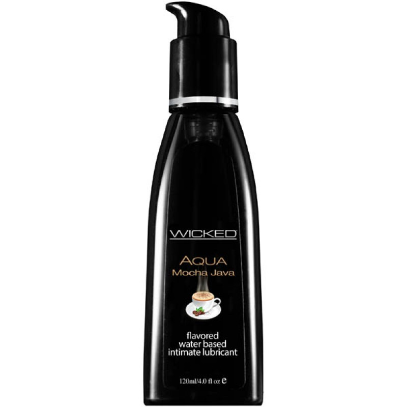 Wicked Aqua - Mocha Java - 120ml